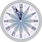 zegar antique do ściany Royalty Ilustracja