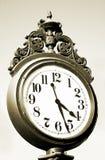 zegar antyk Zdjęcia Royalty Free