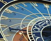 zegar astronomiczne Zdjęcie Royalty Free