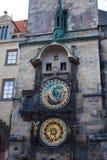 zegar astronomiczne Obraz Stock