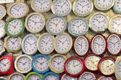 zegar ściana Obraz Stock
