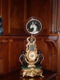 zegar dekoracyjny Zdjęcia Royalty Free
