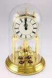 zegar fasonujący stary Fotografia Royalty Free