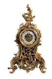 zegar fasonujący stary Zdjęcia Stock