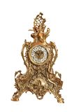 zegar fasonujący stary Zdjęcie Royalty Free
