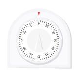 Zegar ikona Obraz Stock