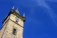 zegar Prague astronomiczne tower Obrazy Stock