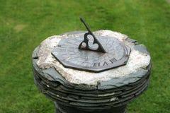zegar słoneczny pradawnych, Fotografia Royalty Free