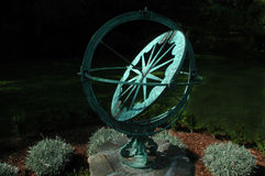 zegar słoneczny zdjęcia stock