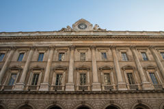 Zegar Veneranda Fabbrica Mediolan - Duomo - Zdjęcie Royalty Free
