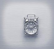 Zegar w ostrości Obrazy Royalty Free