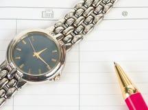 zegarek. zdjęcie stock