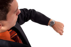zegarek Fotografia Royalty Free