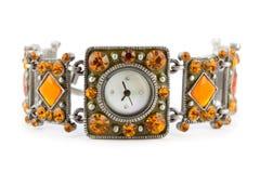 zegarek jest kobieta Obraz Stock