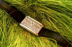 zegarek kobieta Fotografia Stock
