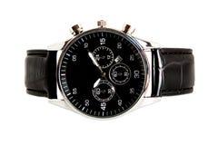 Zegarek odizolowywający na białym tle Zdjęcie Royalty Free