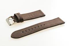 Zegarek patki skóra Fotografia Stock