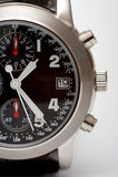 zegarek twarzy Zdjęcia Stock