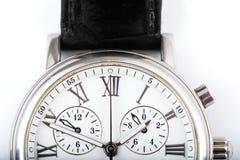 Zegarki zamykają up Zdjęcia Stock