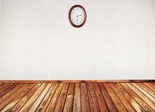zegarowa ściana Zdjęcie Royalty Free