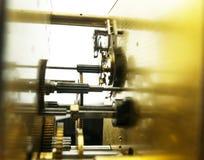 zegarowa maszyna Zdjęcia Stock