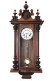 zegarowa stara ściana Zdjęcie Stock