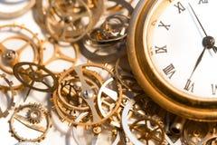 Clockwork zegarek obrazy stock