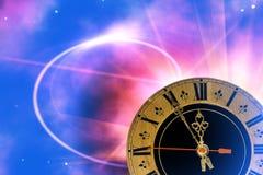 zegarowej tarczy symbol Zdjęcie Royalty Free