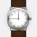 zegarowi analog zegarki Fotografia Stock