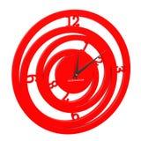 Zegarowy alarm ilustracji