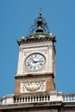 zegarowy Del Piazza popolo Ravenna wierza Obraz Royalty Free