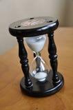 zegarowy hourglass piaska sandglass zegar Fotografia Royalty Free