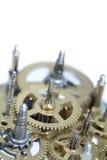 zegarowy maszynowy stary fotografia stock
