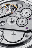 Zegarowy mechanizm z przekładniami Obraz Stock