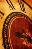 zegarowy rocznik Zdjęcie Royalty Free