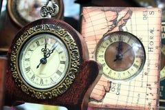 zegarowy stary Fotografia Royalty Free