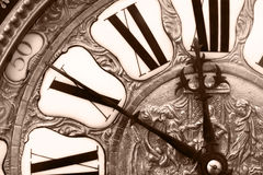 zegarowy stary zdjęcie stock