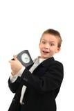 zegarowy uczeń Zdjęcie Stock