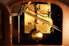 zegarowy wewnętrzny stary Zdjęcia Royalty Free