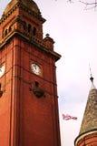 zegarowy wierza Fotografia Royalty Free
