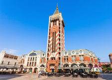 Zegarowy wierza, Batumi Obraz Royalty Free