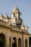 Zegarowy wierza, Chowmahalla pałac zdjęcia royalty free