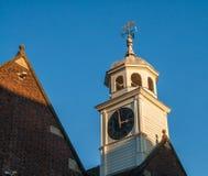 Zegarowy wierza - Królewskie Tunbridge studnie Zdjęcia Royalty Free