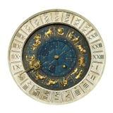 zegarowy wierza Venice Fotografia Royalty Free