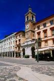 Zegarowy wierza w Włochy Zdjęcia Stock