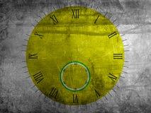 zegarowy zegarek Fotografia Stock