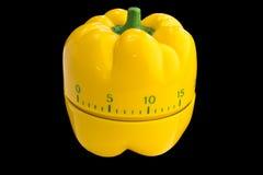 zegaru jajeczny kolor żółty zdjęcia royalty free
