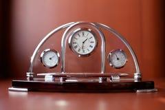 zegaru stół Obrazy Royalty Free