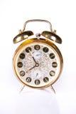 zegaru stary odosobniony Zdjęcia Royalty Free