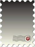 Zegel royalty-vrije illustratie